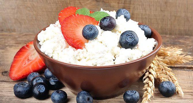 Творог калорийность, состав, нормы потребления. Кисломолочная еда.
