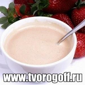 Суп фруктовый простокваша, гренки. Десерт фрукты, кислое молоко.