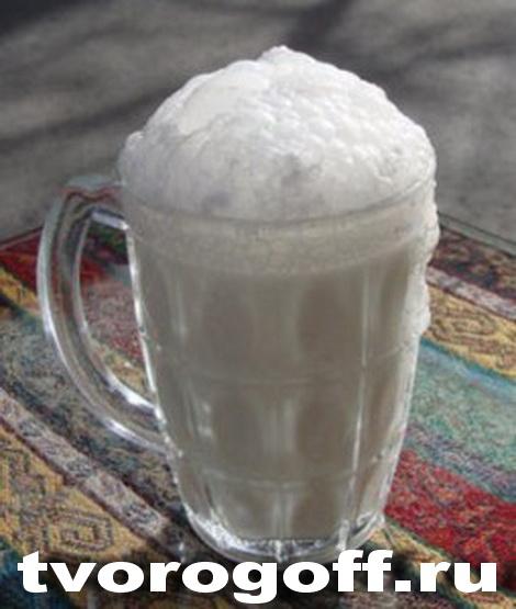 Напиток айран «Простой», дома