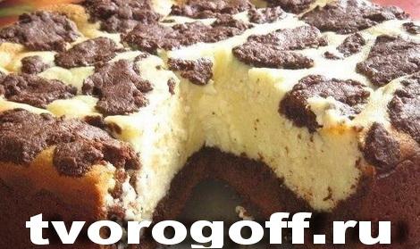 Пирог с творогом «Молочный берег»