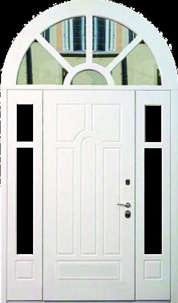 Виды входных железных дверей для здания