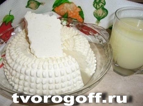 Домашний сыр «Скорый»