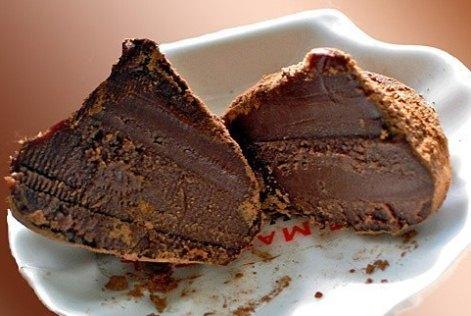 Трюфель из какао рецепт с фото