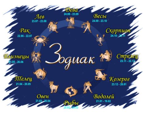 О чем говорит гороскоп