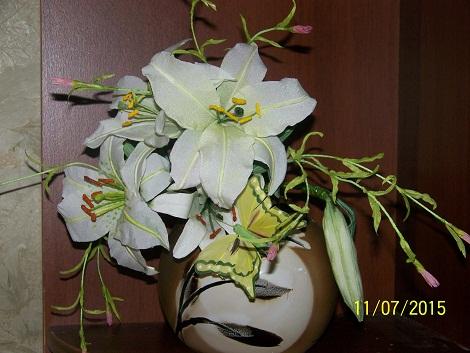Белые лилии 2