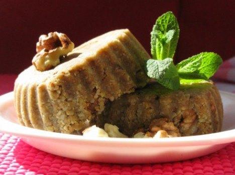 Халва домашняя орехи грецкие, молоко. Рецепт восточной сладости.