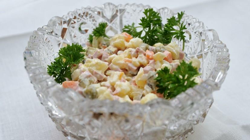 Сколько хранить салаты с майонезом. Советует Роспотребнадзор РФ.