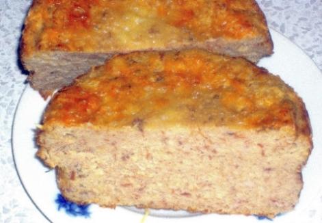 Форшмак запеченный в духовке. Старорусский рецепт закуски.