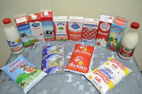 Качество молока в России. Виды молока и их сравнение.