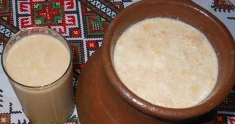 Варенец из молока в домашних условиях. Очень полезный и вкусный.