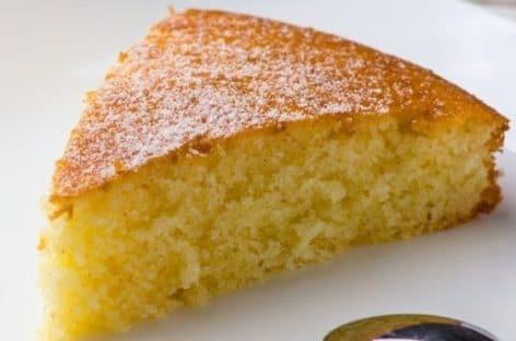 Манник на варенце.  Готовим быстрый вкусный десерт без муки.