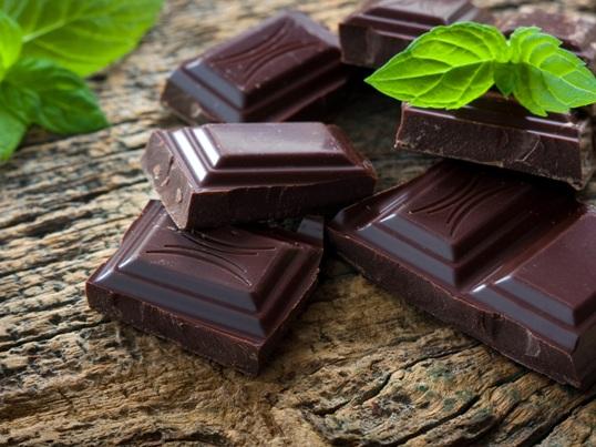 Темный горький шоколад польза