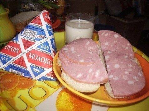 Про советскую еду