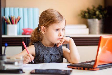 Особенности развития зрения детей